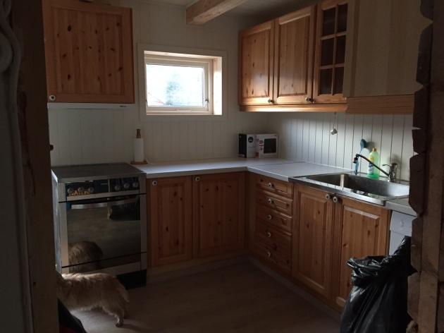 Kjøkkenskap 2